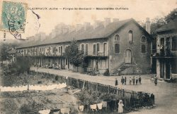 Clairvaux – Forges Saint-Bernard – Maisons des ouvriers