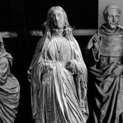 Statue : Notre-Dame de Lourdes