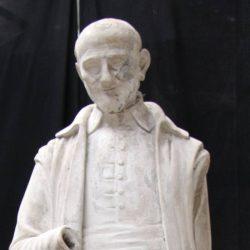 Statue : Saint Vincent de Paul