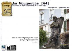 La Mougeotte N° 64 – Mars-Avril 2016