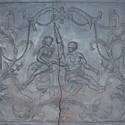 Hercule aux pieds d'Omphale