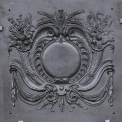 Cartouche décoré