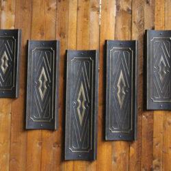 Jambes de cheminées